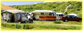 Camping de Duinrand, Een ideale ligging!